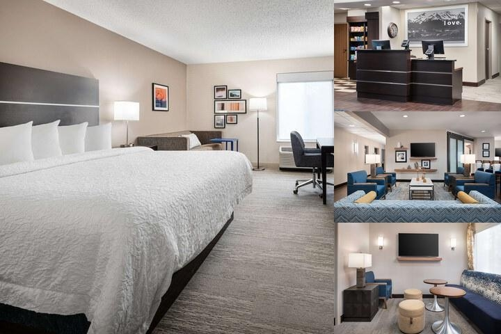 Hampton Inn Loveland photo collage