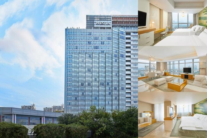 The Westin Shenzhen Nanshan photo collage