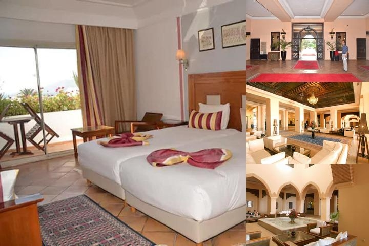 Palais Des Roses Hotel & Spa photo collage