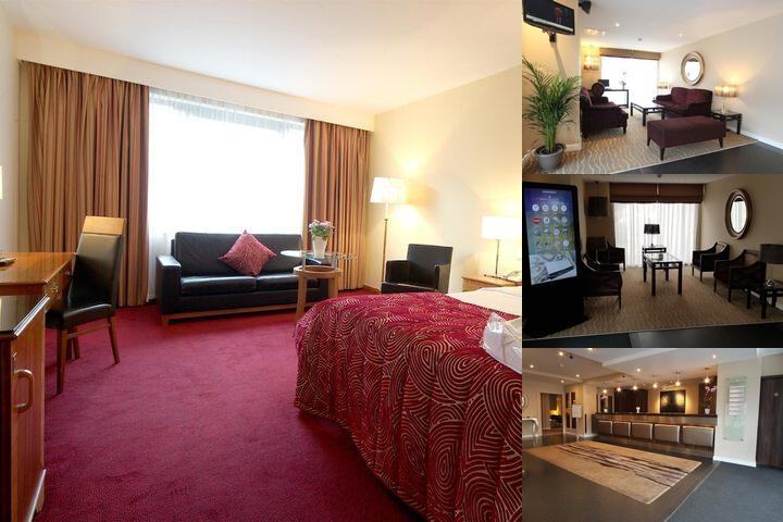 Gresham Belson Hotel photo collage