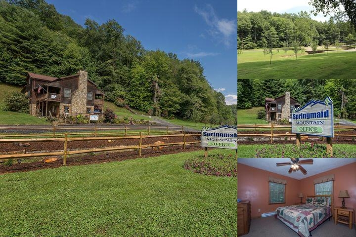 Springmaid Mountain Resort photo collage
