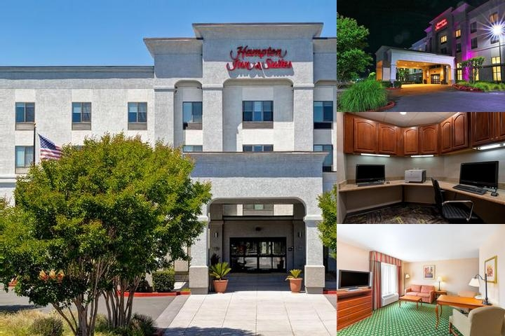Hampton Inn & Suites Rohnert Park photo collage