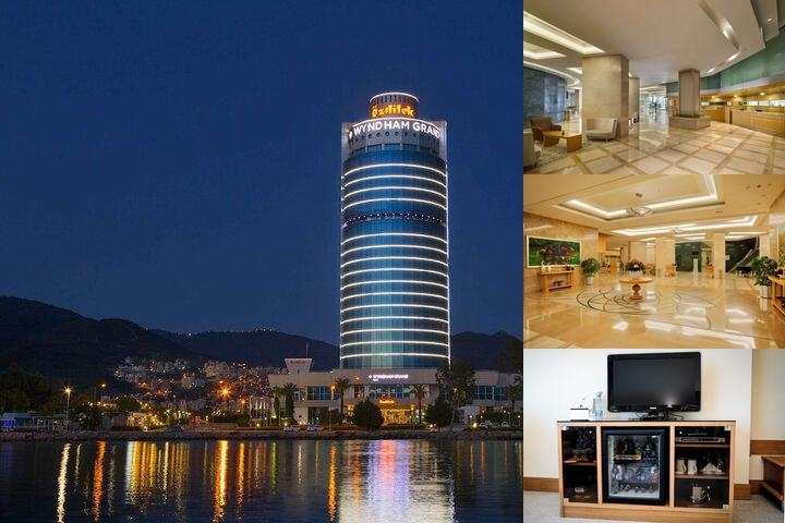 Wyndham Grand Izmir Ozdilek photo collage