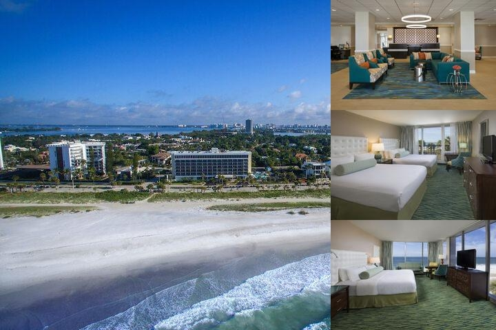 Holiday Inn Lido Beach photo collage