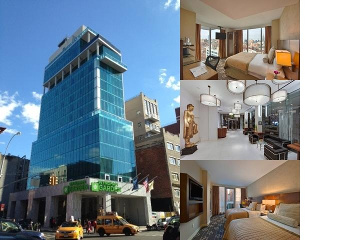 Wyndham Garden 93 Bowery photo collage