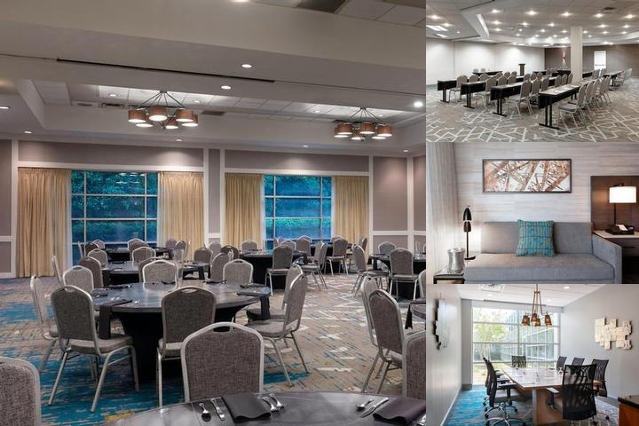 Hilton Birmingham Perimeter Park photo collage