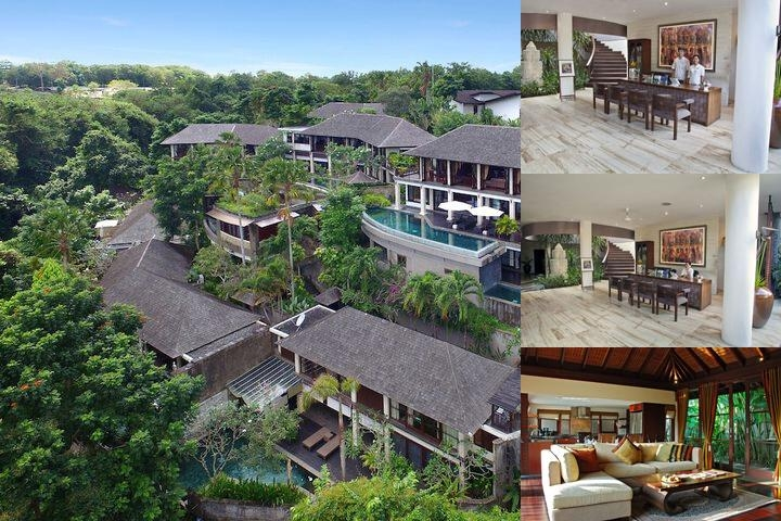 Gending Kedis Luxury Villas & Spa Estate photo collage