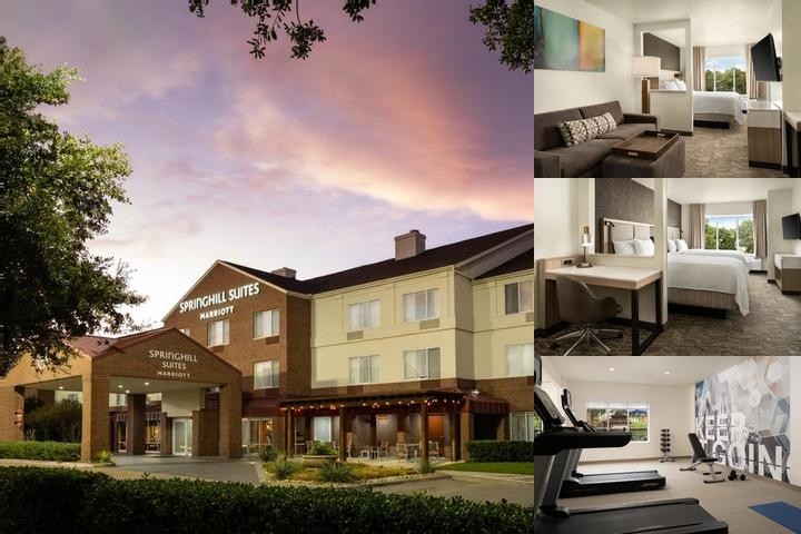 Springhill Suites Arlington Near Six Flags photo collage
