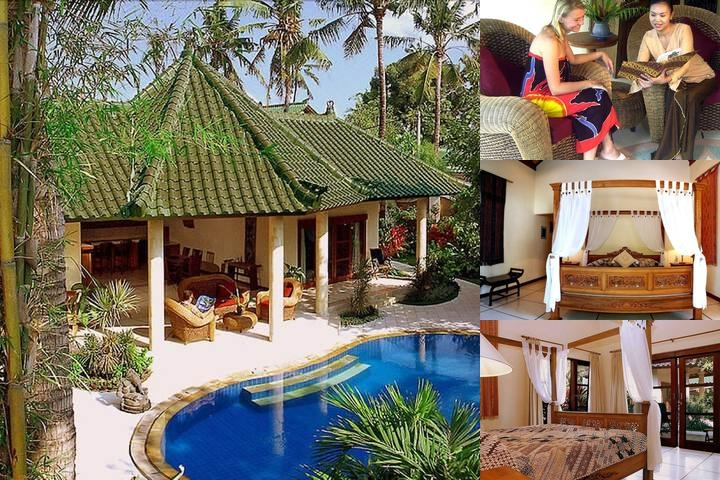 Bali Emerald Villas photo collage