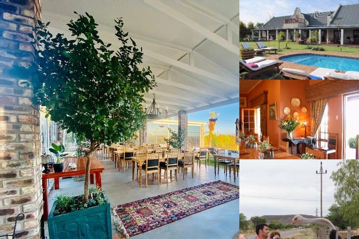 Mooiplaas Guesthouse photo collage