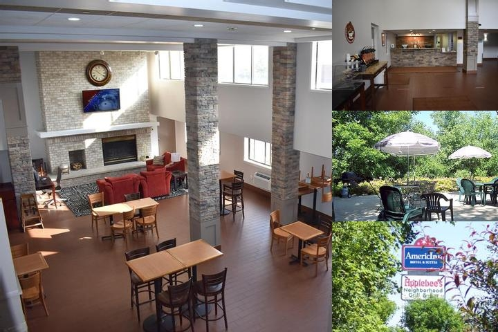 Americinn Hotel & Suites Inver Grove photo collage