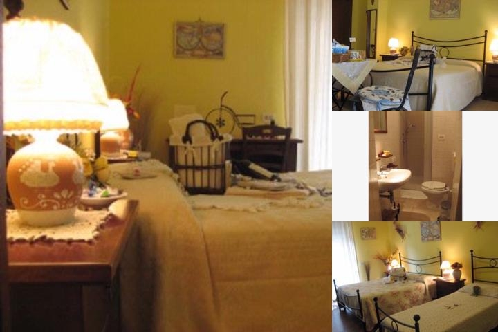 Cerdena Rooms B & B photo collage