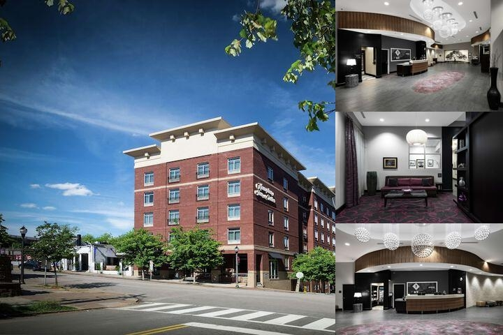 Hampton Inn & Suites Raleigh Downtown photo collage