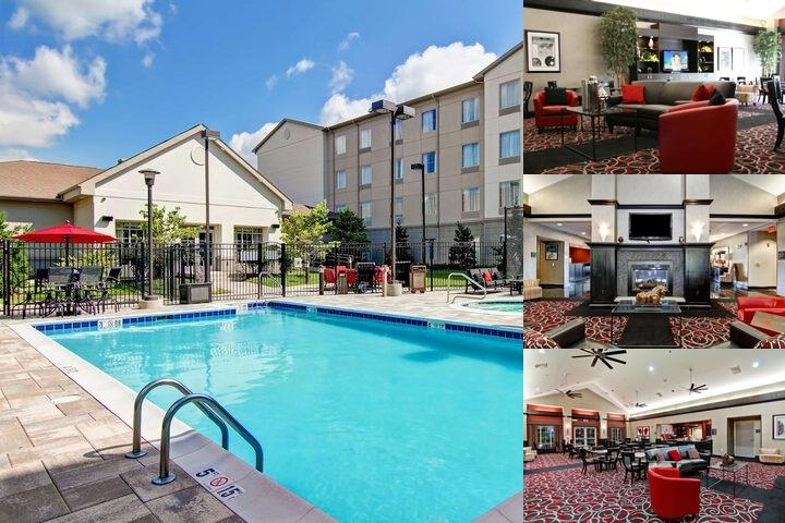 Homewood Suites by Hilton Leesburg Va photo collage
