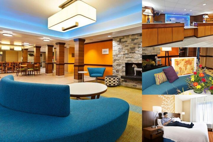 Fairfield Inn Columbus East photo collage