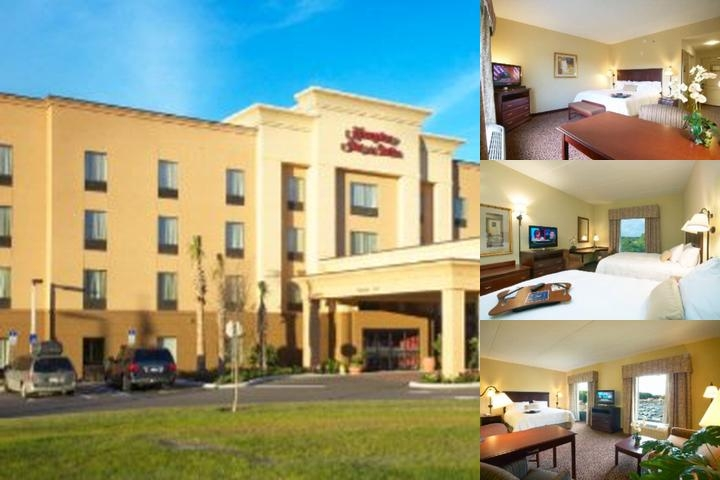 Hampton Inn & Suites Ocala Belleview photo collage