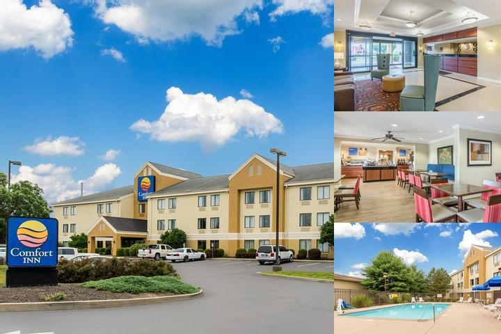 Comfort Inn Evansville East photo collage