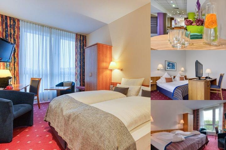 Park Inn by Radisson Berlin City West photo collage