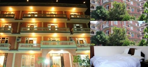 Alliance Hotel photo collage