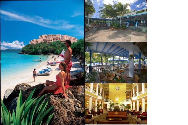 Dreams Sugar Bay St. Thomas photo collage