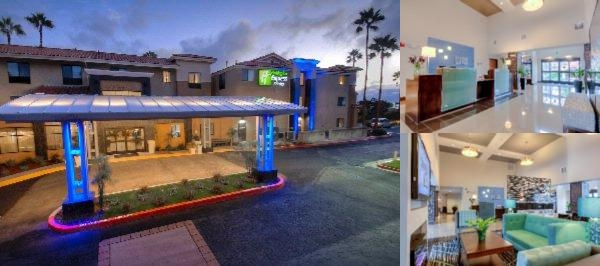 Holiday Inn Express Hotel & Suites Carlsbad Beach photo collage