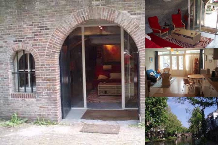 B & B Oudegracht photo collage