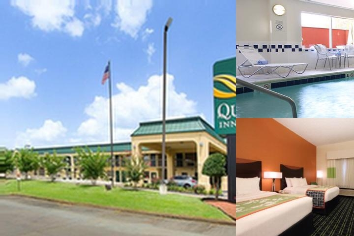 Fairfield Inn by Marriott Jackson photo collage
