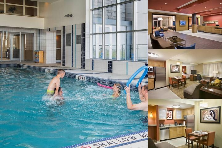 Residence Inn by Marriott Calgary Airport photo collage