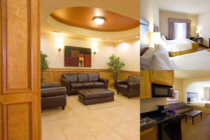 Holiday Inn Express & Suites Kingsville photo collage