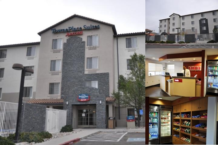 Towneplace Suites Airport photo collage