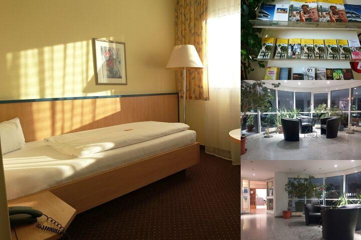 Central Hotel photo collage