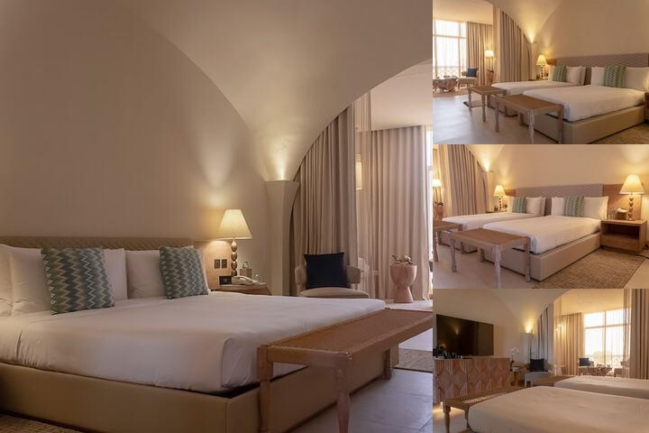 Liwa Hotel photo collage