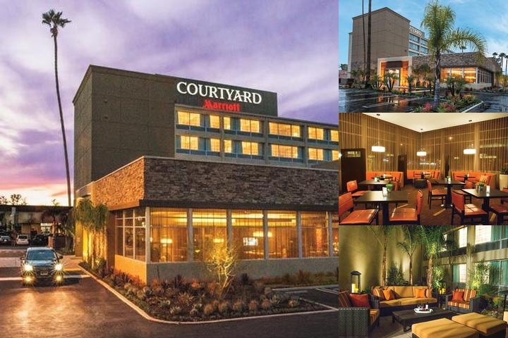 Courtyard Woodland Hills Exterior Of Hotel