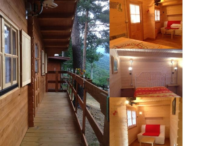 M13 Chalet Village photo collage