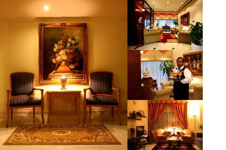 Khalidia Hotel Apartments photo collage