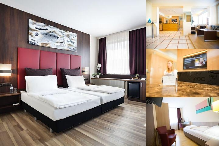 Das Reinisch Vienna Airport Hotel photo collage