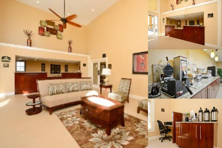 Best Western Padre Island photo collage
