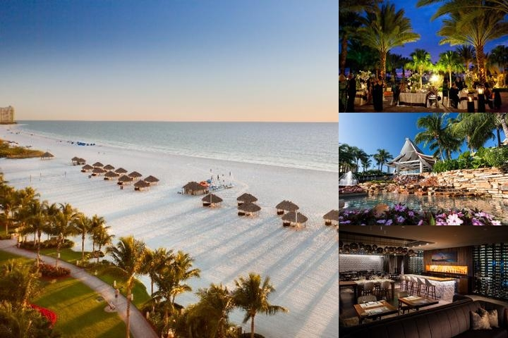 JW Marriott Marco Island Beach Resort photo collage