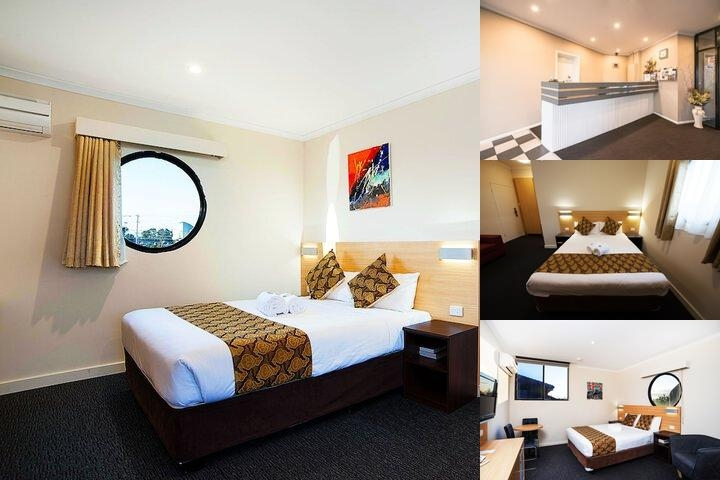 Best Western Mahoneys Motor Inn photo collage