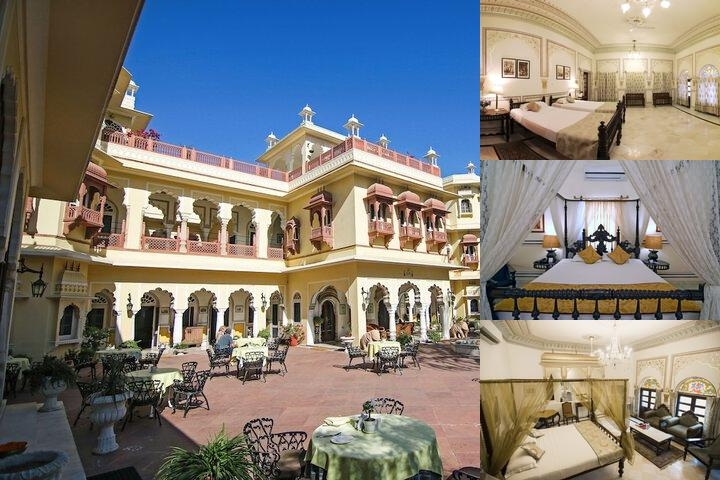 Alsisar Haveli a Heritage Hotel photo collage