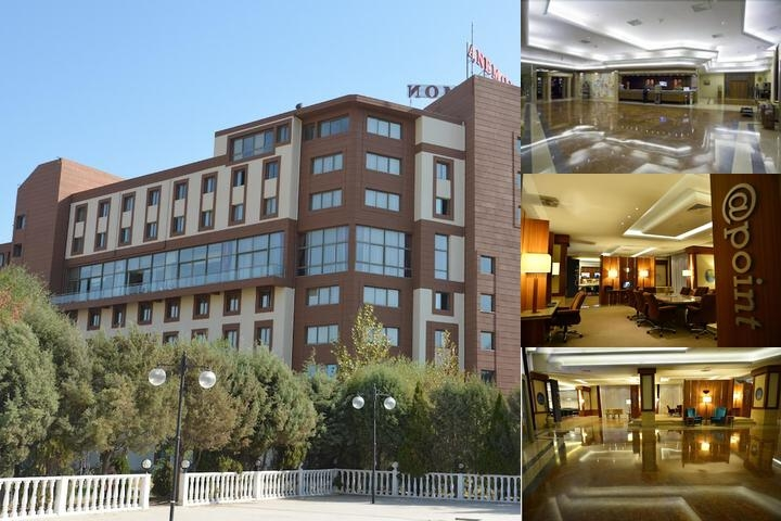 Hotel Anemon Manisa photo collage