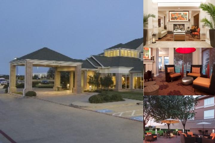 Hilton Garden Inn Ft. Worth / Fossil Creek photo collage