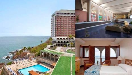 Bahia Othon Palace Hotel photo collage