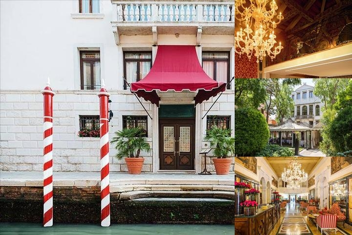 Boscolo Venezia photo collage