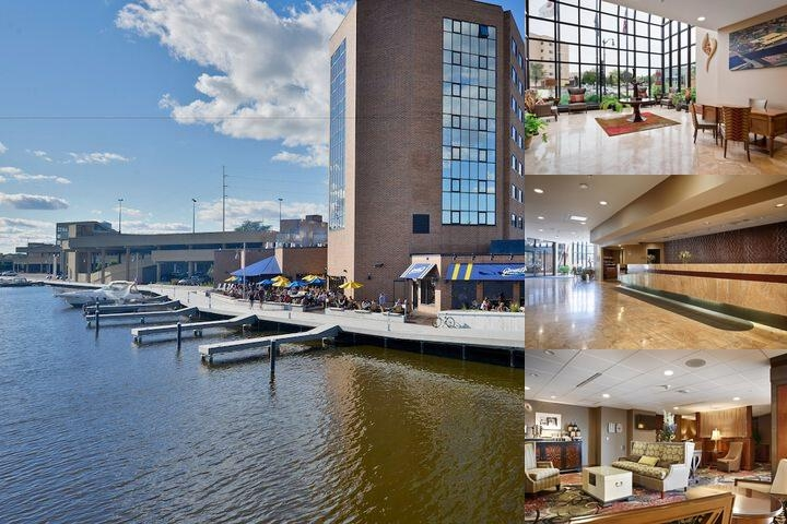 Best Western Premier Waterfront Hotel & Convention photo collage