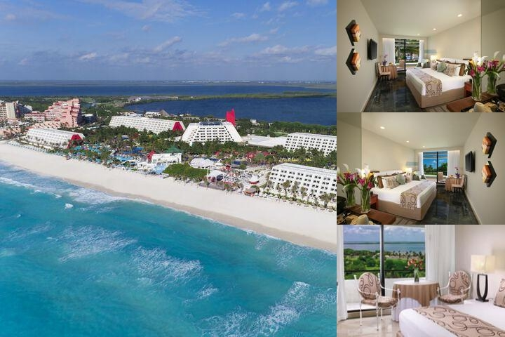 Grand Oasis Cancun All Inclusive photo collage