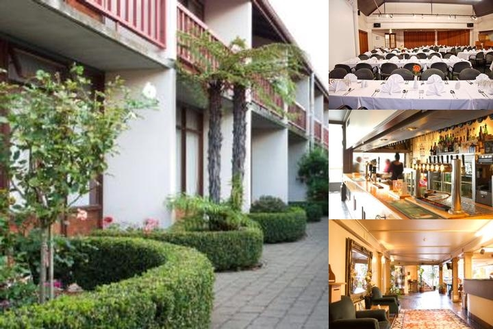 Quality Inn Angus photo collage