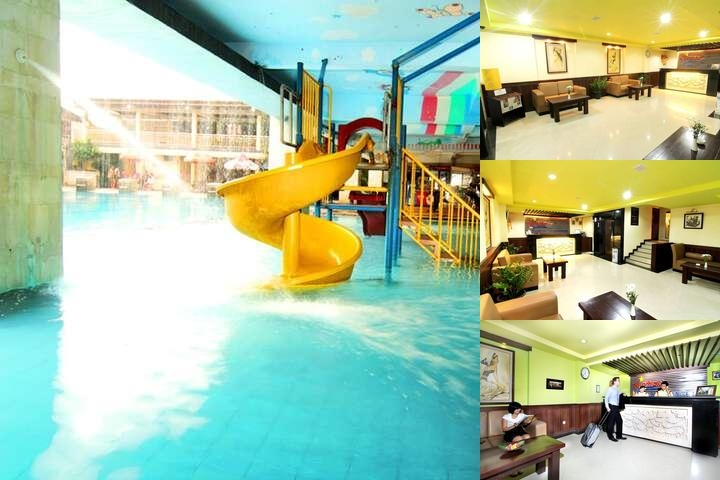 Nirmala Hotel & Convention Centre photo collage