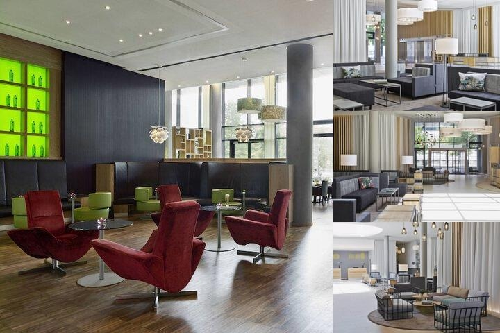 Courtyard by Marriott Wien Messe photo collage