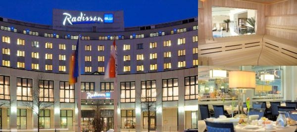 Radisson Blu Hotel Cottbus photo collage